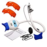 Dental Teeth Whitening Bleaching Lamp Light With 2 Goggles