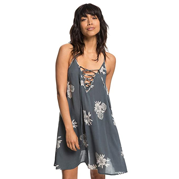 db250bd8715c Roxy Junior s Softly Love Printed Coverup Dress  Amazon.com.au  Fashion