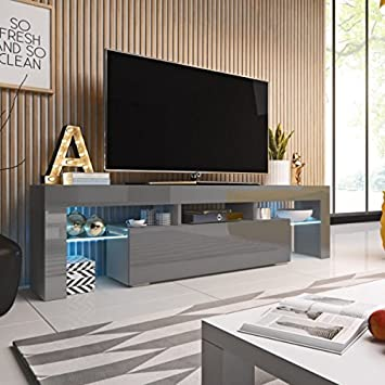 Jadella Tv Board Soro Ii Hochglanz Lowboard Cube Matt Hifi