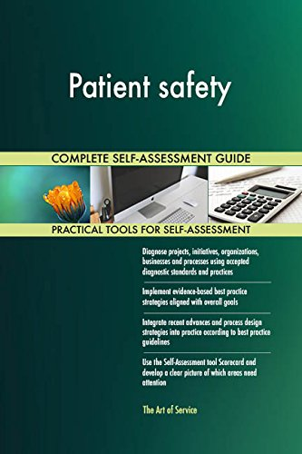 Patient safety Toolkit: best-practice templates, step-by-step work plans and maturity diagnostics