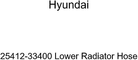 Genuine Hyundai 25412-33400 Lower Radiator Hose