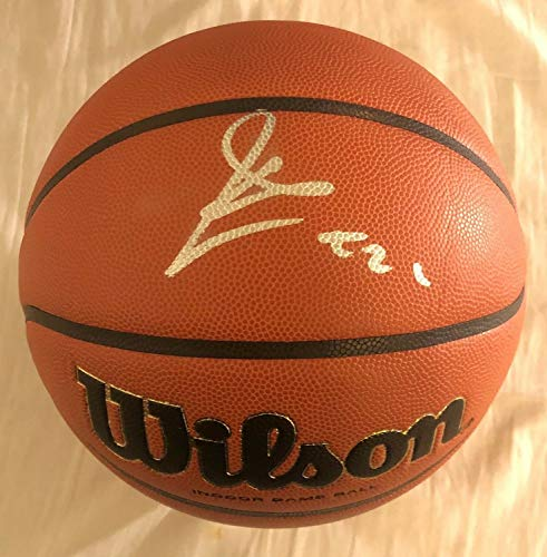Rui Hachimura Autographed Signed Memorabilia Wilson Ncaa Basketball Gonzaga Auto - Beckett Authentic