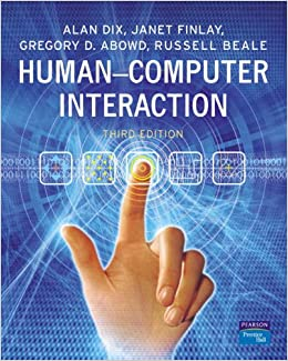 Human Computer Interaction With User Interface Design A Software Engineering Perspective Dix Alan Lauesen Soren 9781405838719 Amazon Com Books