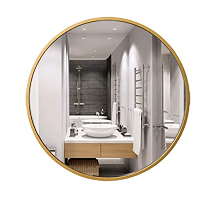 Amazon Com Family History Solid Wood Round Mirror Creative