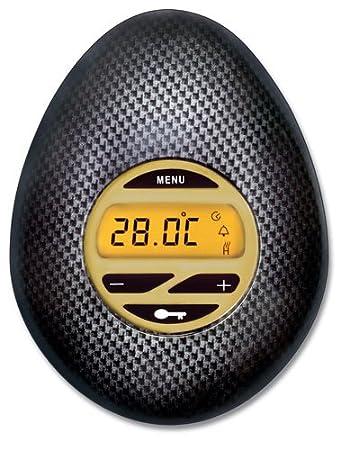 Wasserbett heizung carbon  Wasserbett Heizung TBD Carbon iQ Digital 240W: Amazon.de: Küche ...