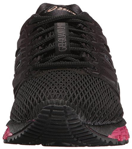 Black Pink Quantum 2 Shoes Asics 180 Gel Black Womens Cosmo nFvnqP7