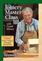 Joinery Master Class with Frank Klausz