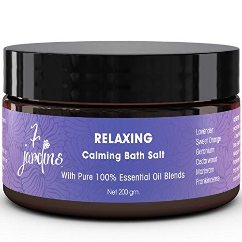 Herbal Peppermint Bath Salt - 9