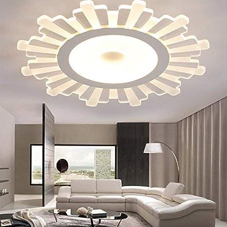 XHJJDJ 32W LED Lámpara de Techo Lámpara de Techo Lámpara de ...