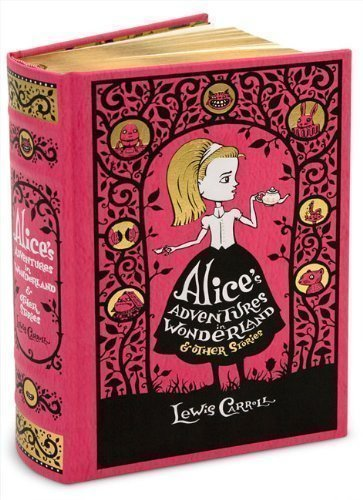 alices-adventures-in-wonderland-other-stories-leatherbound-classic-collection-by-lewis-carroll-2010