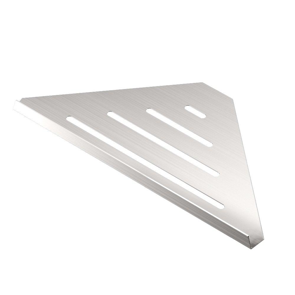 Chrome Gatco 1463 Elegant Corner Shelf 13