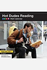 Hot Dudes Reading 2018 Wall Calendar Calendar
