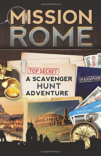 Mission Rome Scavenger Adventure Travel product image