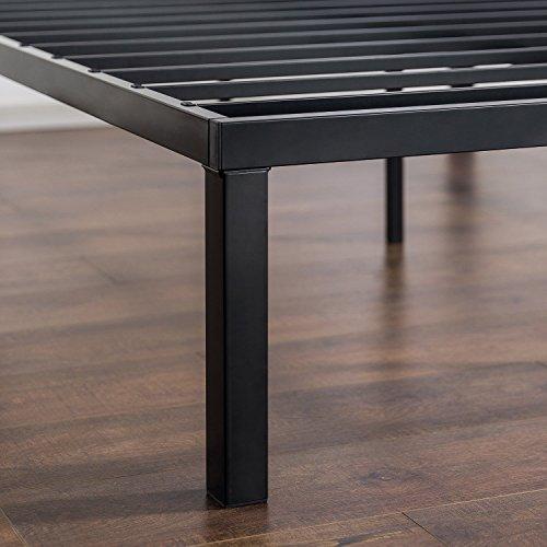 Zinus Quick Lock 16 Inch Metal Platform Bed Frame Mattress