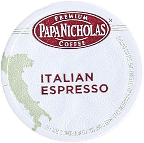 Coffee Pods: Papanicholas Coffee