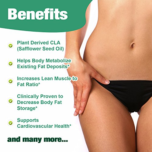 CLA Safflower Oil – Is It Really Work for Weight Loss? Is