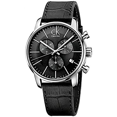 Calvin Klein Mens City Watch - K2G271C3