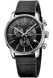 Calvin Klein Men's City Chronograph Watch, K2G271C3