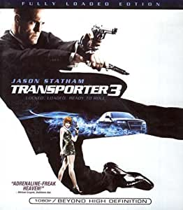 Transporter 3 (Single Disc Fully Loaded Edition) (Blu-ray)