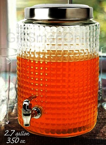 10l beverage dispenser - 8