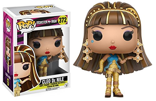 Funko Monster High Cleo Pop Movies (Monster High All Movies)