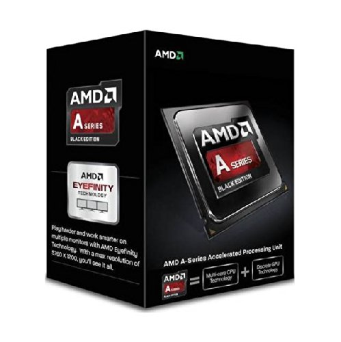 Review AMD A6-6400K Richland 3.9GHz
