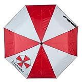 RESIDENT EVIL Umbrella Corporation Logo Compact Folding Umbrella
