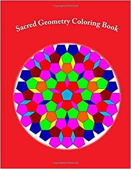 amazoncom sacred geometry coloring book vol 3 volume 3 9781516993789 headsup press books - Sacred Geometry Coloring Book