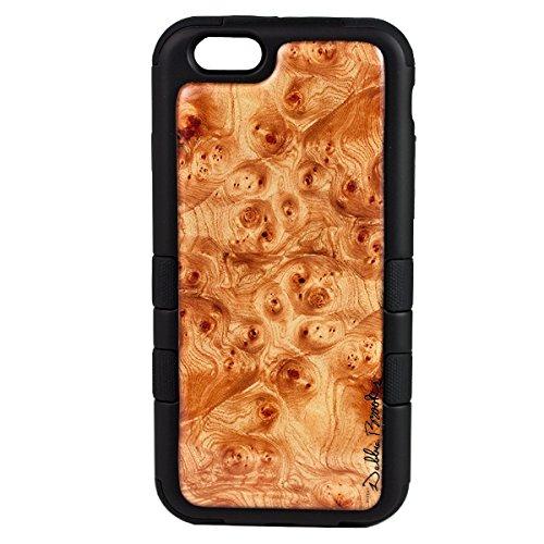 iPhone 6 TUFF Cover- Burl Wood
