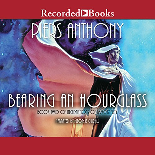 Bearing an Hourglass: Incarnations of Immortality, Book Two ()