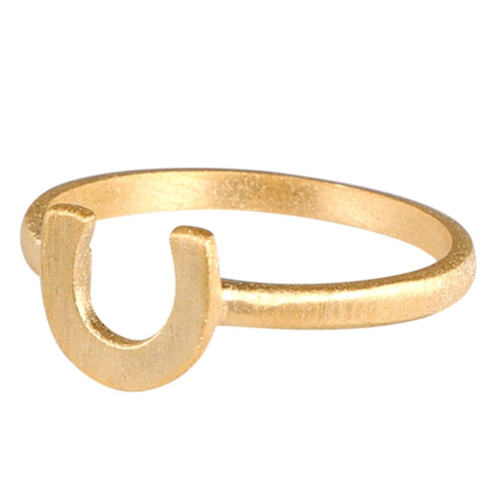 DV Jewels Sweet Ring with a Horseshoe