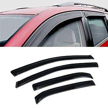Car & Truck Exterior Parts Other Car & Truck Exterior Parts 4PCS For 2009-2013 Toyota Corolla JDM Sun/Rain Guard Vent Shade Window Visors