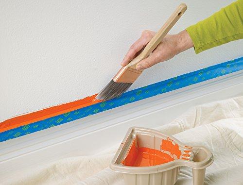 ScotchBlue 2093EL-24CVP Trim + BASEBOARDS Painters Tape.94 in x 60 yd, 3 Rolls, Blue by ScotchBlue (Image #8)