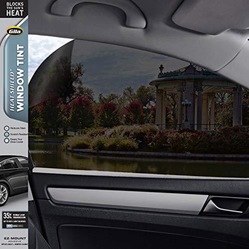(Gila Heat Shield 35% VLT Automotive Window Tint DIY Heat Control Glare Control Privacy 2ft x 6.5ft (24in x 78in))