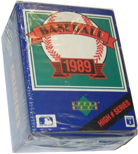 - 1989 Upper Deck (High Number Series) Factory Set - 100C