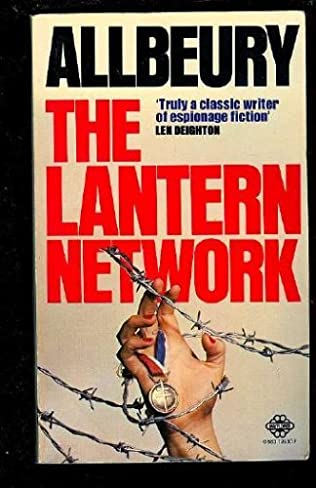 book cover of The Lantern Network