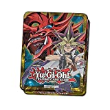 2016 Yu-Gi-Oh! Mega Tin Yugi & Slifer Sealed New