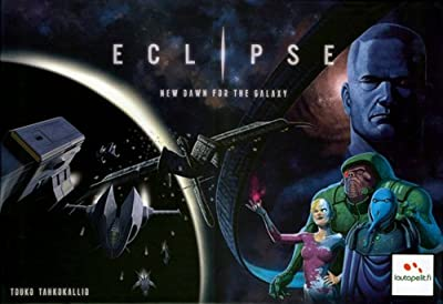 Eclipse Board Game by Asmodee