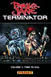Painkiller Jane Vs. Terminator: Time to Kill