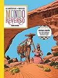 Mondo reverso, Tome 1 : Cornelia & Lindbergh : Edition limitée, avec cahier graphique, dos toilé et ex-libris numéroté et signé
