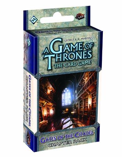 A Game of Thrones: Gates of the Citadel Chapter Pack Living Card Games: Amazon.es: Fantasy Flight Games: Libros en idiomas extranjeros
