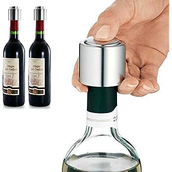 Amazon Familybuy Stainless Steel Vacuum Sealed Wine Bottle