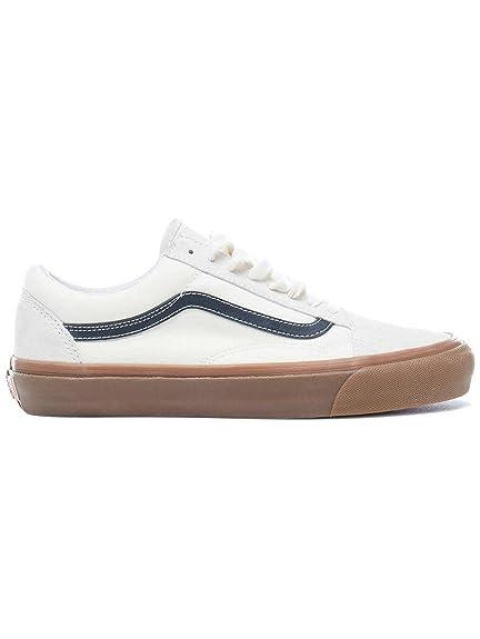 fdaa915da7 Vans Sneaker Men Suede Canvas Old Skool LX Sneakers  Amazon.co.uk  Shoes    Bags