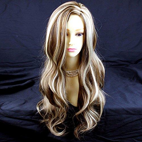 Fabulous Long BROWN Blonde Ladies product image