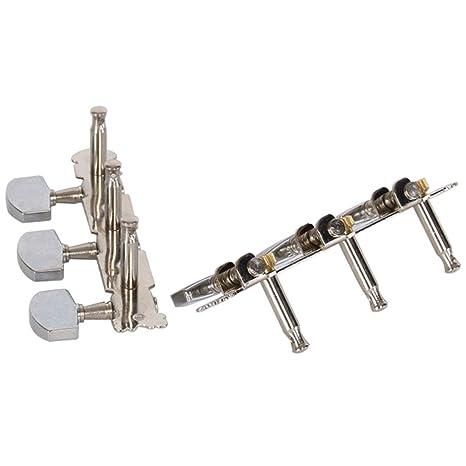 Claves de afinación para guitarra de metal Clavijas de afinación ...