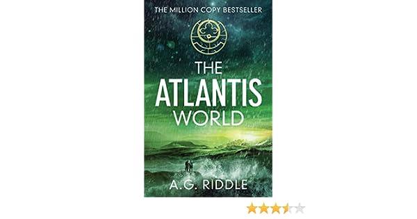 The Atlantis World (The Origin Mystery, Book 3) (English Edition ...