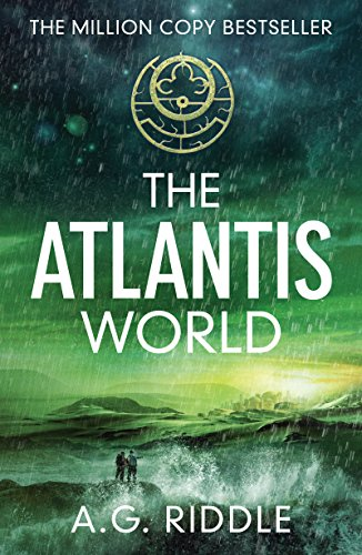 Atlantis World Origin Mystery Book ebook product image