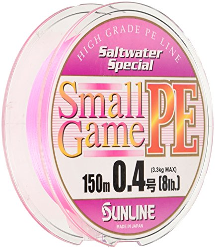 SUNLINE. SW Special Small Game PE. 8lb(#0.4), 150m