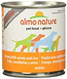 Almo Nature 2152 Legend Dog Chicken With Carrots Home Made Style Pet Food, 12 X 280 G/9.87 Oz Review