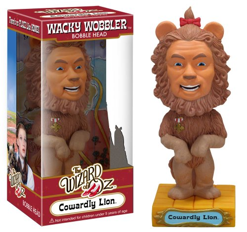 Wizard Of Oz Bobble Heads - 3